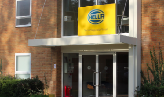HELLA relocates to larger premises following business growth