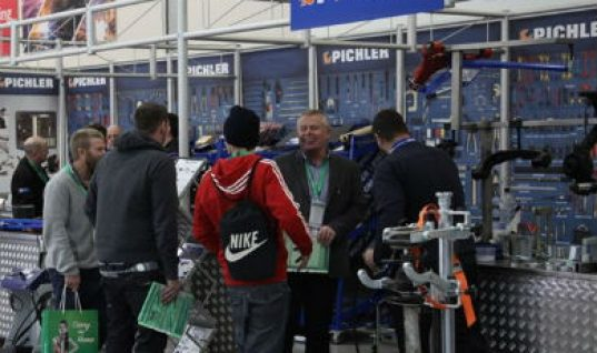 Pichler tools showcases its 'labour saving tools'