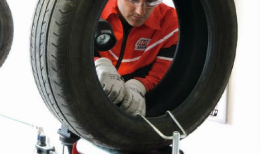 Training a new generation of tyre technician