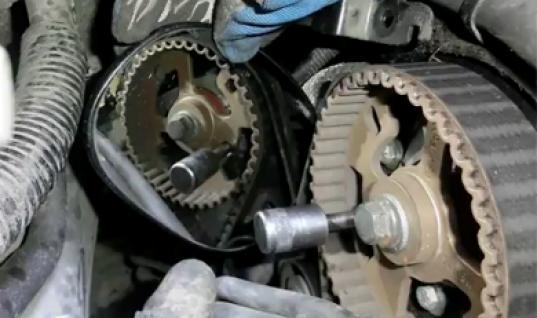 Dayco tech: Freelander TD4 timing belt kit installation