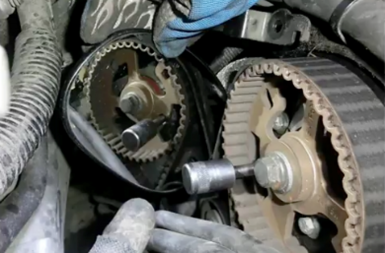 Dayco Tech Freelander Td4 Timing Belt Kit Installation