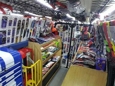 Parts Of A Car Inside >> Over 500 'Garage Essentials' go on tour in GSF Sealey van - Garagewire