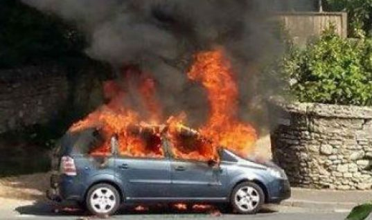 DVSA upgrades Zafira fire fix to official safety recall