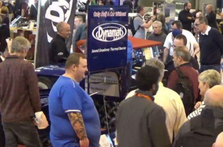 Video: Automotive sound dampening impresses show goers
