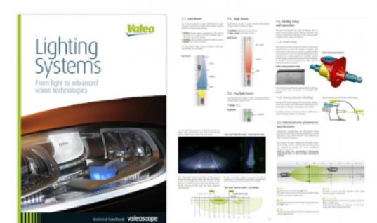 Valeo release brand new handbook