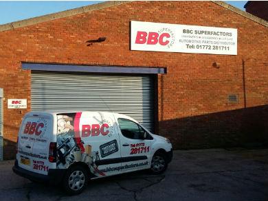 Bbc Burnley Car Parts