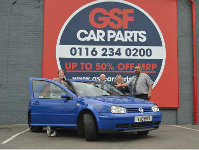 Gsf Car Parts Swindon