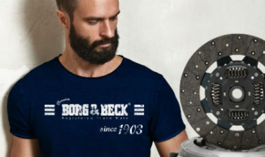 Borg & Beck t-shirt available in new promotion
