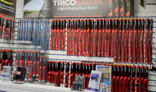TRICO Exact Fit programme now stocked at Leicester factor