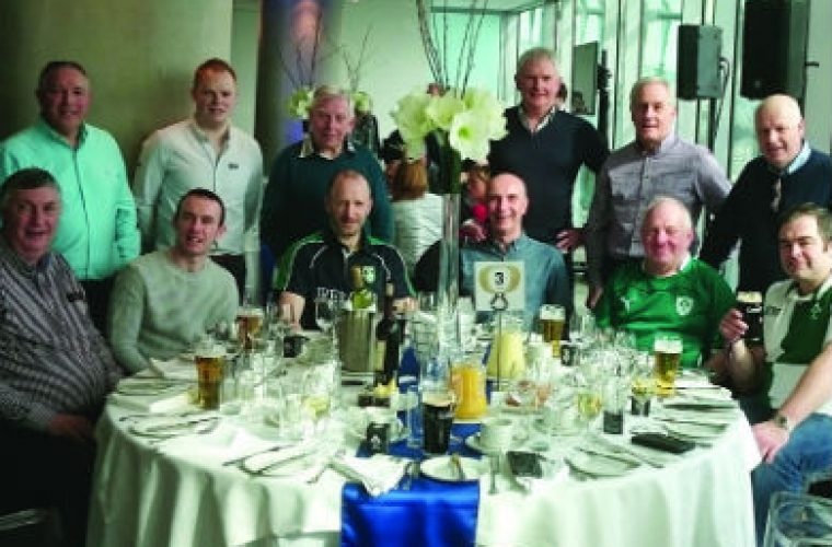 NGK customers win trip to watch Six Nations Rugby game
