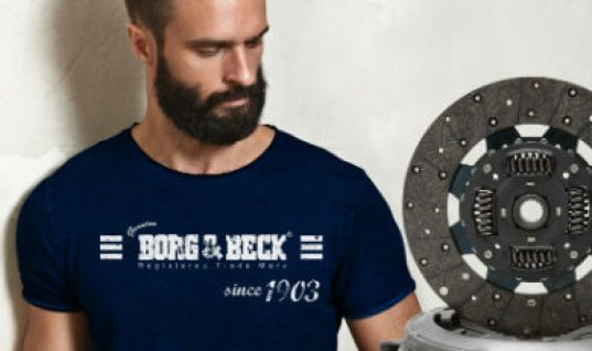 Claim your free Borg & Beck t-shirt