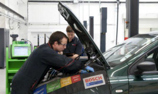 Bosch MOT training scheme to close the 'skills gap'