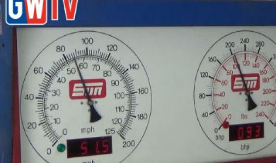 Video: Rolling road power test reveals difference in performance