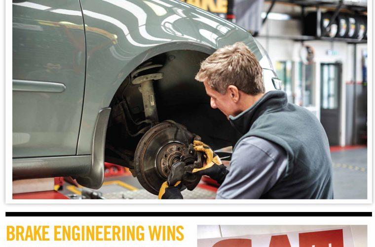 Brake Engineering publishes spring newsletter