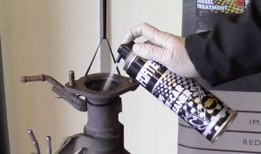 Video: Forte launches new DPF off-car cleaner