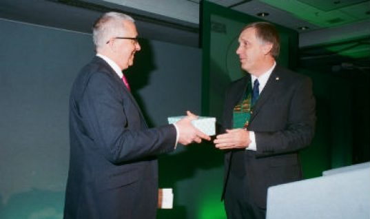 New president appointed at the Garage Equipment Association