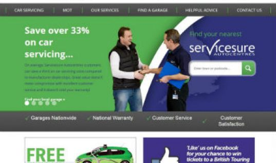 Servicesure website gets revamp following surge in members