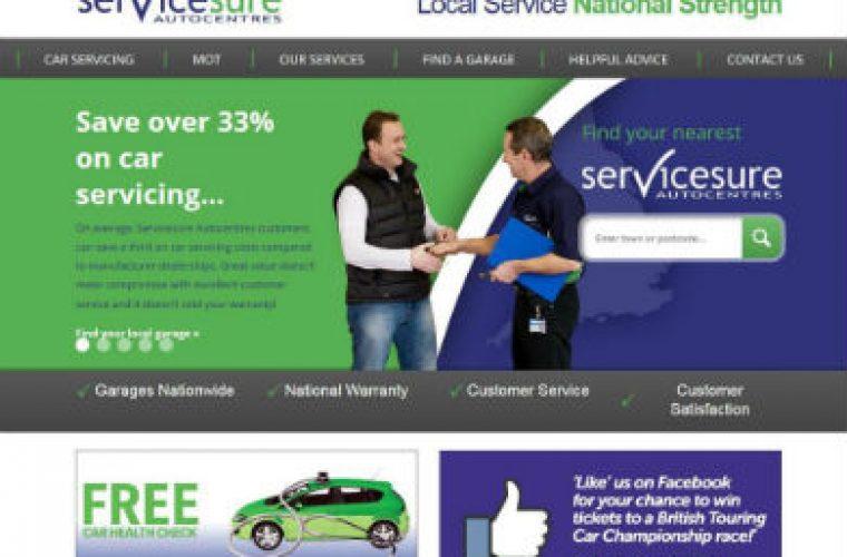 Servicesure website gets revamp following surge in members