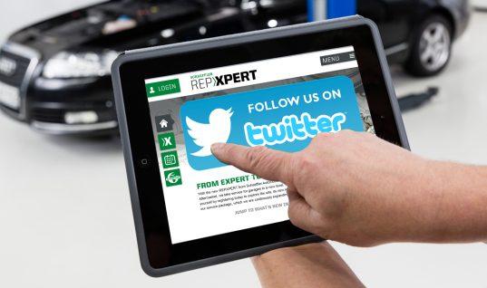 Schaeffler's REPXPERT gets official Twitter account