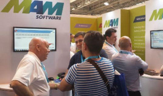 Latest MAM Software innovations showcased at Automechanika