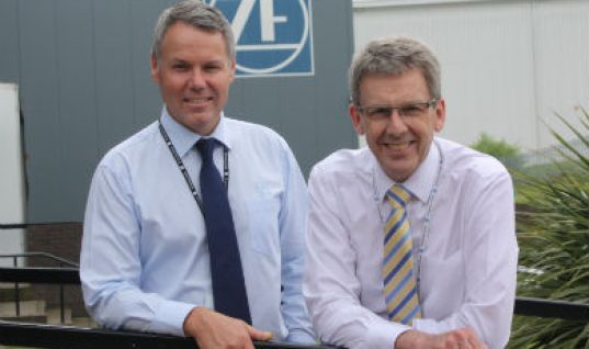 ZF Services UK welcomes new managing director