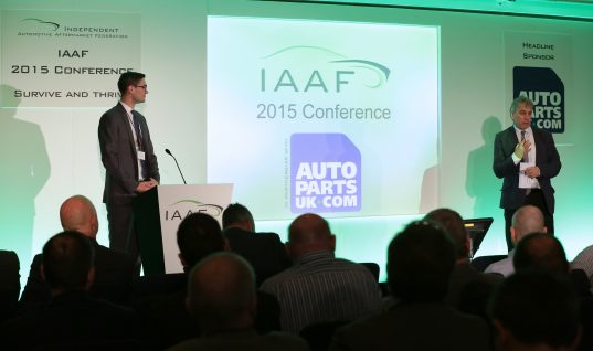 Autoparts to sponsor IAAF 2016 annual conference