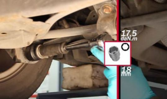 Video: How to correctly fit Ford Mondeo IV rear shocks