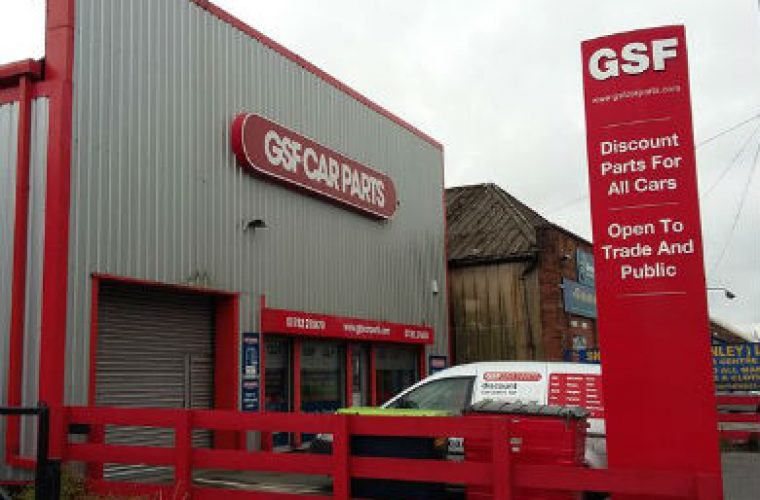 GSF Stoke benefits from ongoing nationwide network investment