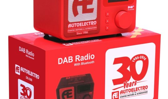 Autoelectro digital radio promotion announced