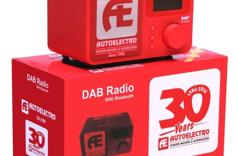 Autoelectro digital radio promotion announced