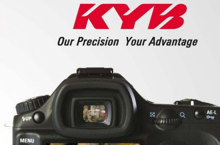 KYB Europe aftermarket launches social media competition
