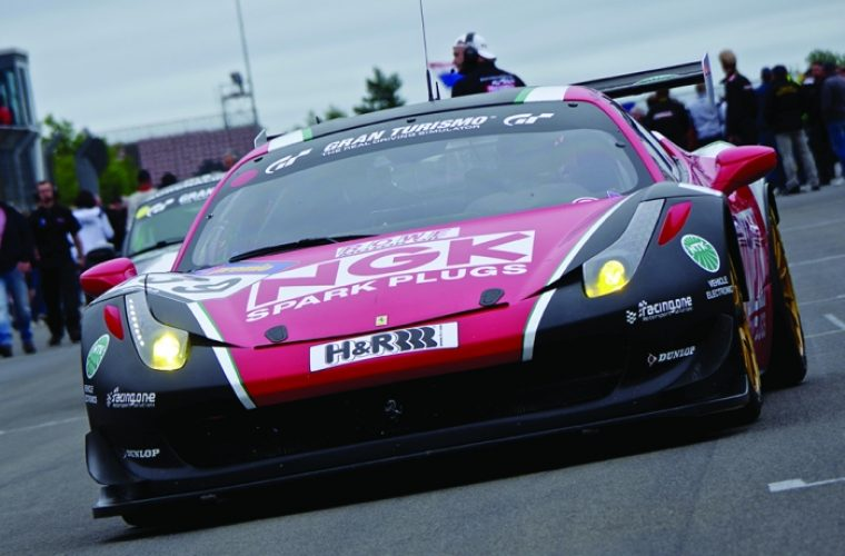RaciNGK team's Ferrari 458 wins again in long-distance race