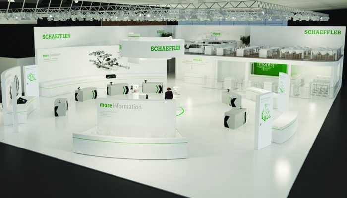 Schaeffler promise 'Journey of Discovery' at Automechanika
