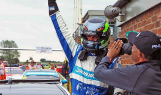 TerraClean's BTCC champion Colin Turkington brings Subaru success