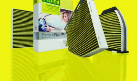 MANN-FILTER tests effectiveness of cabin filters in fight against COVID-19