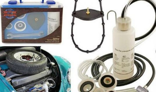 Make brake bleeding easy with Gunson kit
