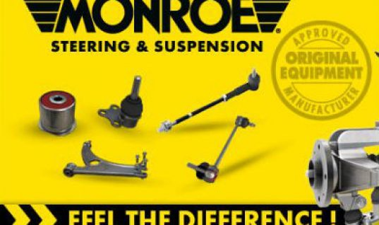 Tenneco to celebrate 100 years of Monroe at Automechanika