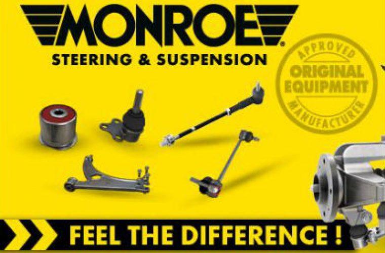 Tenneco to celebrate 100 years of Monroe at Automechanika