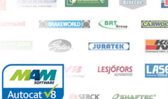 Over 100 brands now supply data in Autocat v8 format