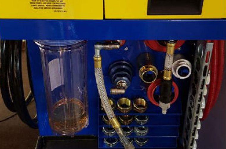 Independent garage owner praises EDT engine cleaner