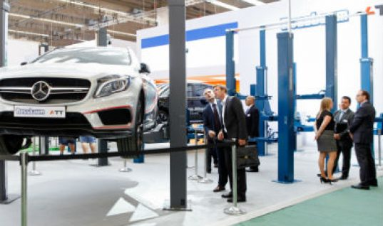 Record British presence at world's largest automotive trade show