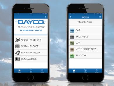 mobile customer service catalogs