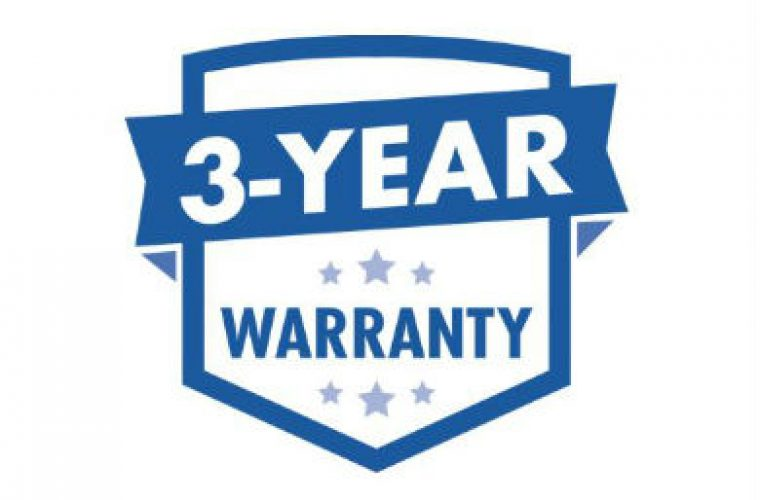 Walker extends product warranty to three years