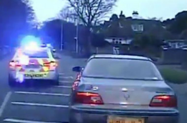 Driver dials 999 to tell police to stop chasing him - Garagewire