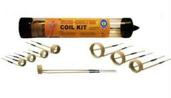 Claim your free coil kit on all Mini-Ductor Venom orders