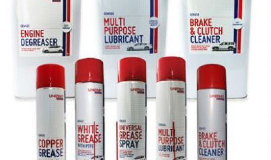 Get 25 per cent off Unipart chemicals on Unipartautostore.com