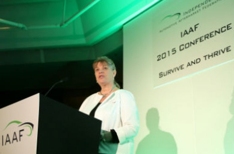 IAAF announces topical agenda for 2016 conference