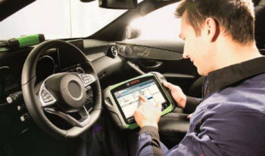 New generation Bosch KTS includes OEM diagnostic tech