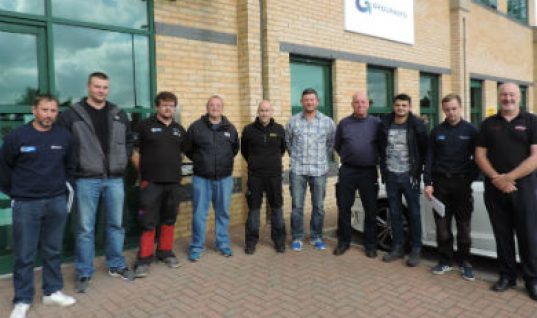 AutoCare garages benefit from MOT training