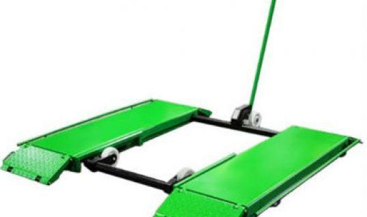 Platinum scissor lift savings at Clampco